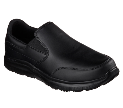 bronwood single girls Men's skechers work relaxed fit flex advantage sr bronwood loafer with free shipping & exchanges smooth versatile style, surefooted safety, and.