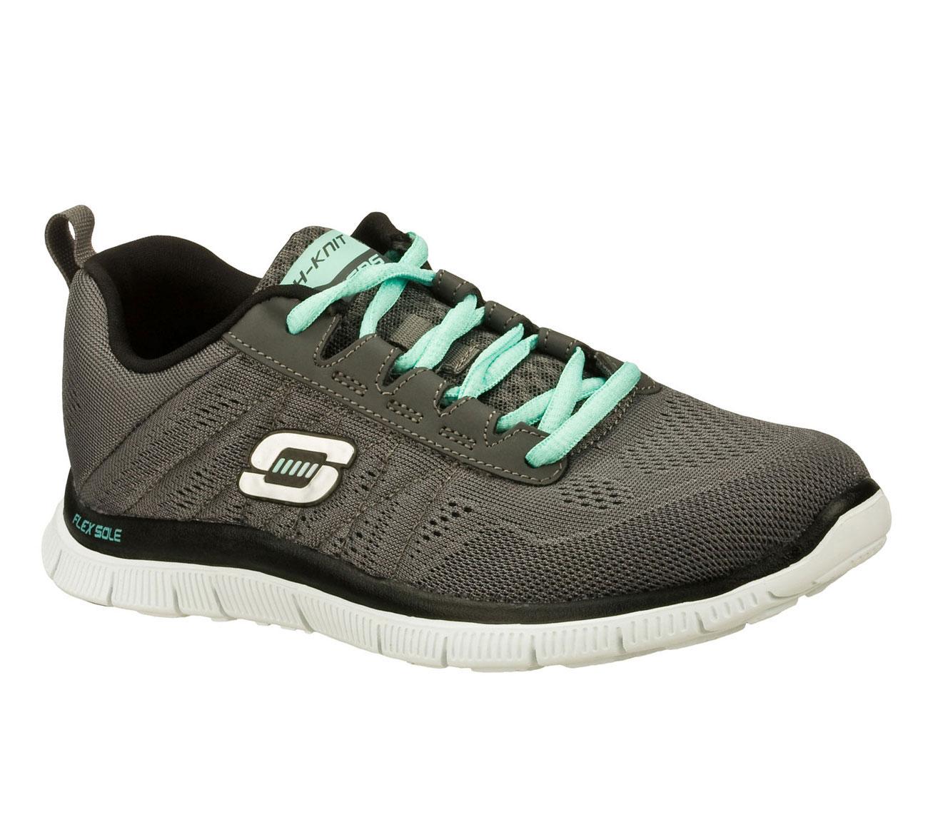 buy skechers flex appeal sweet spotwalking shoes shoes. Black Bedroom Furniture Sets. Home Design Ideas