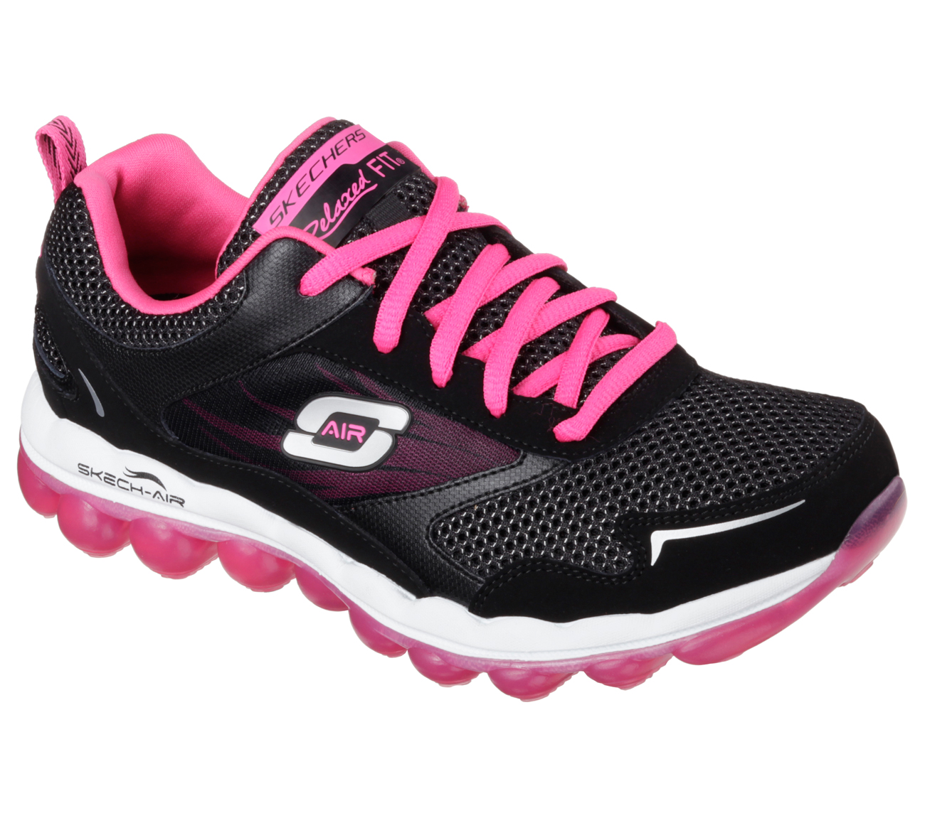 Sketchers Wide Fit Kids Shoes