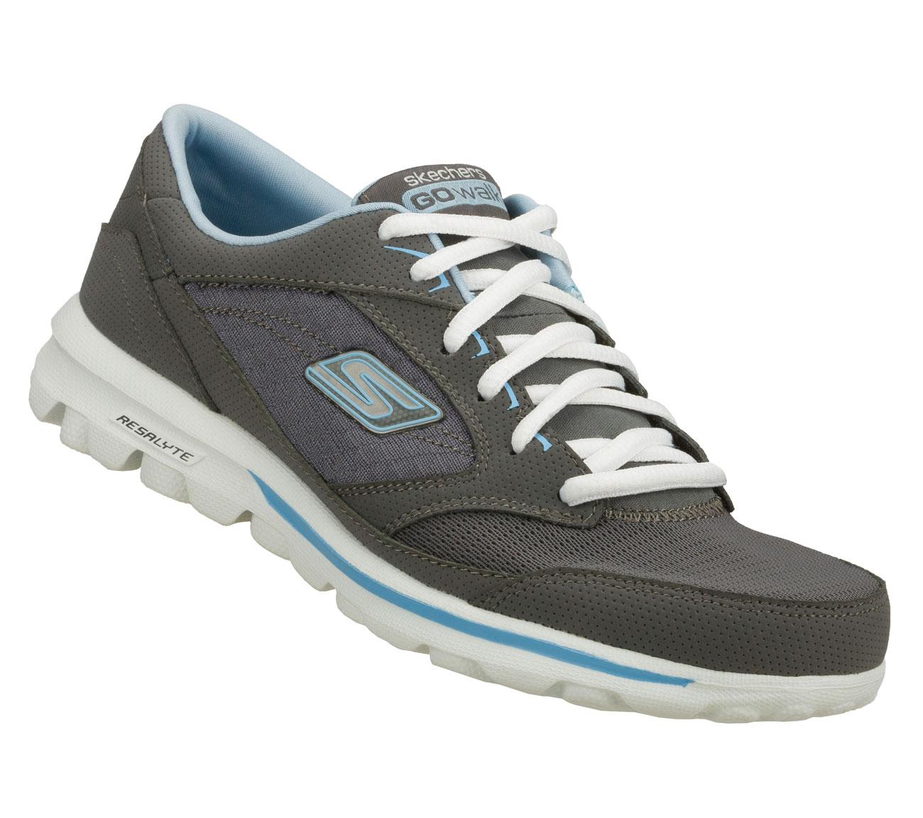 Buy SKECHERS Skechers GOwalk BabyLace Up Sneakers Shoes