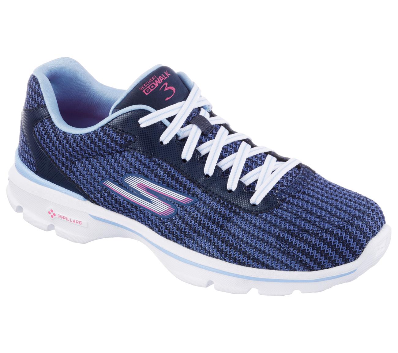 Skechers Gowalk  Fitknit Women S Walking Shoes