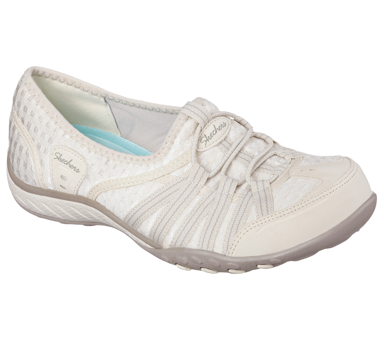 Skechers Relaxed Fit Breathe Easy Dimension Women S Slip On Shoes