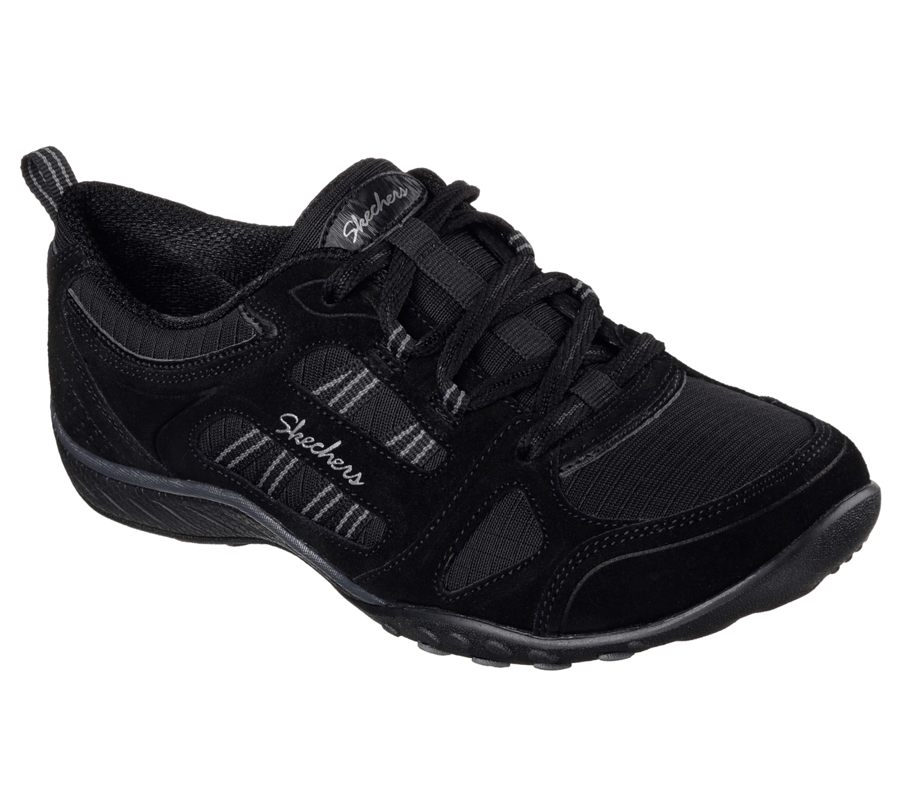 Skechers Relaxed Fit Breathe Easy Good Luck Women S Shoes