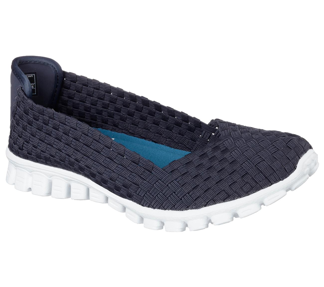 Buy SKECHERS EZ Flex 2 Yes PleaseSlip On Sneakers Shoes