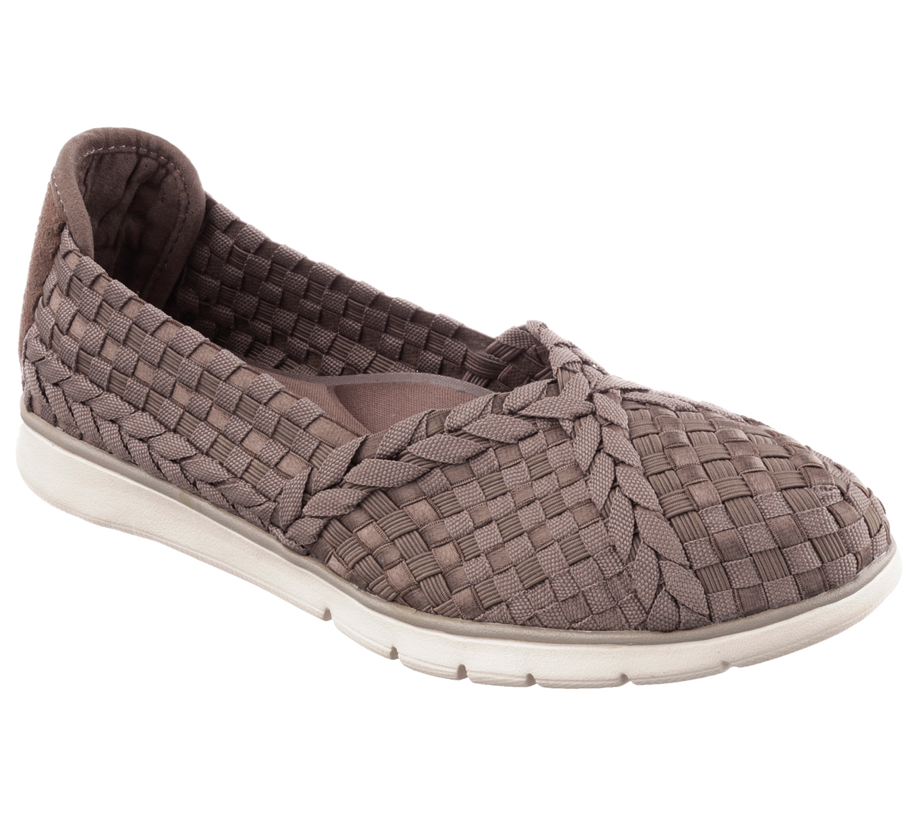 Skechers Womens Shoes Braided