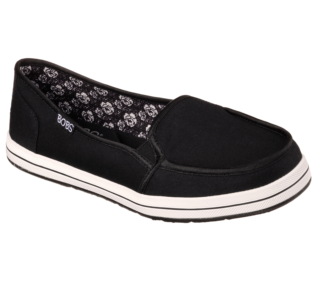 Skechers Bob Slip On Shoes Girls