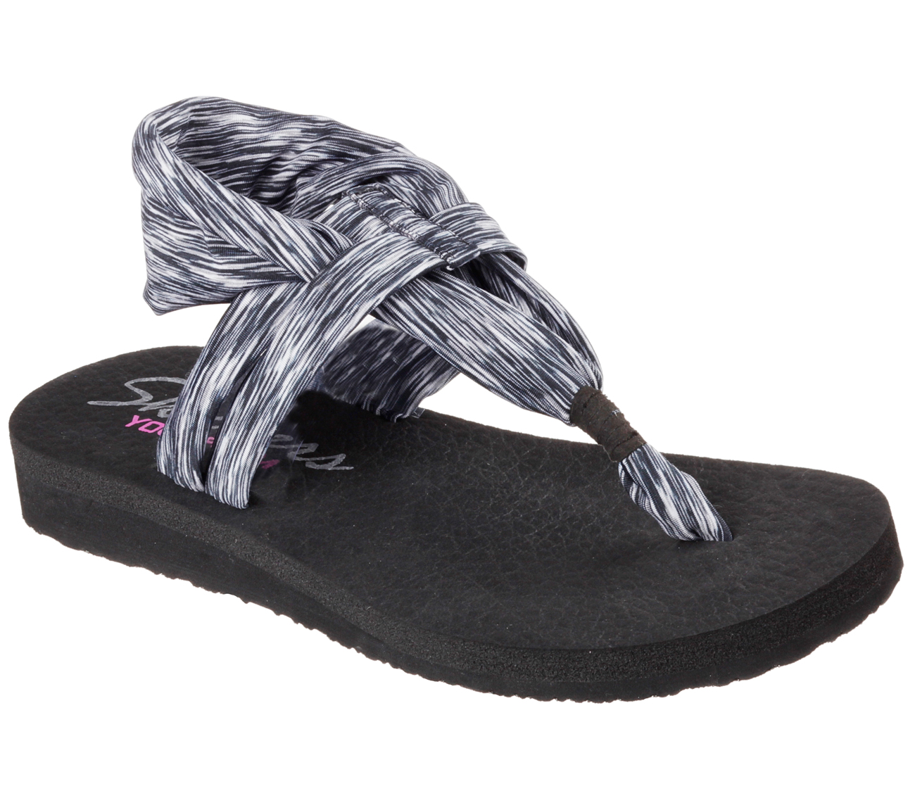 Yoga Shoes Skechers: Serene Comfort Sandals Shoes