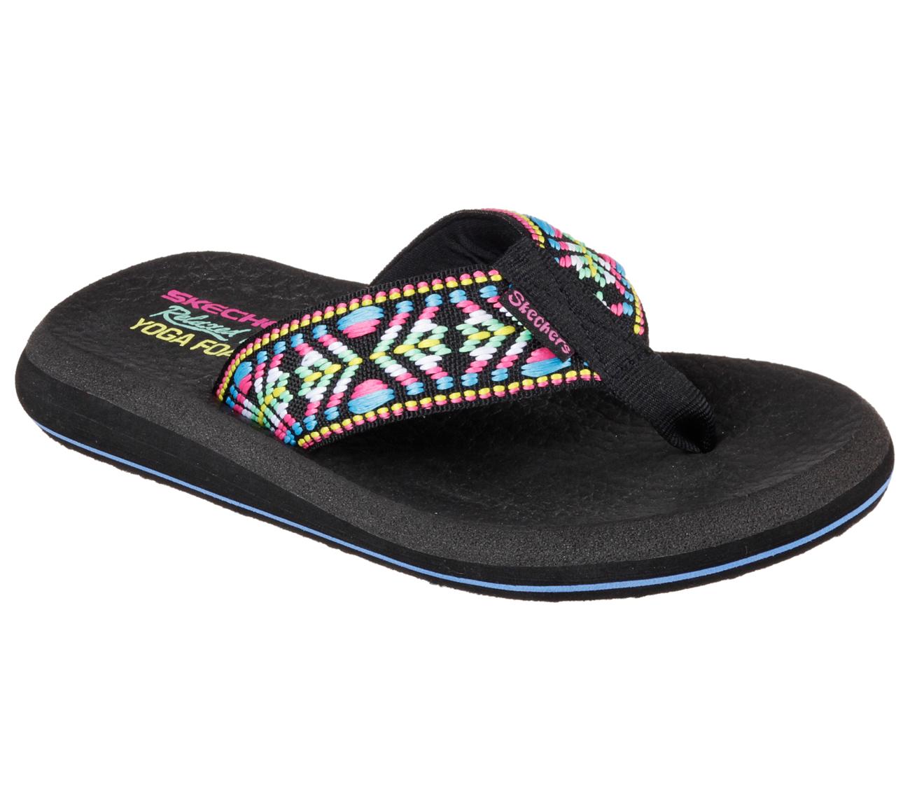 Buy Skechers Asana - Seek Flip Flops Shoes Only 3800-6702