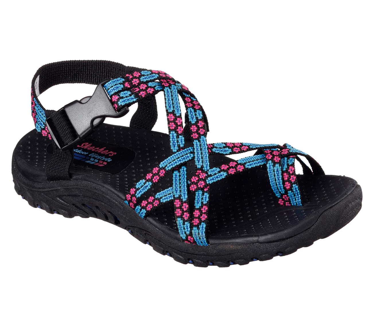 Buy Skechers Reggae Loopy Comfort Sandals Shoes Only 45 00