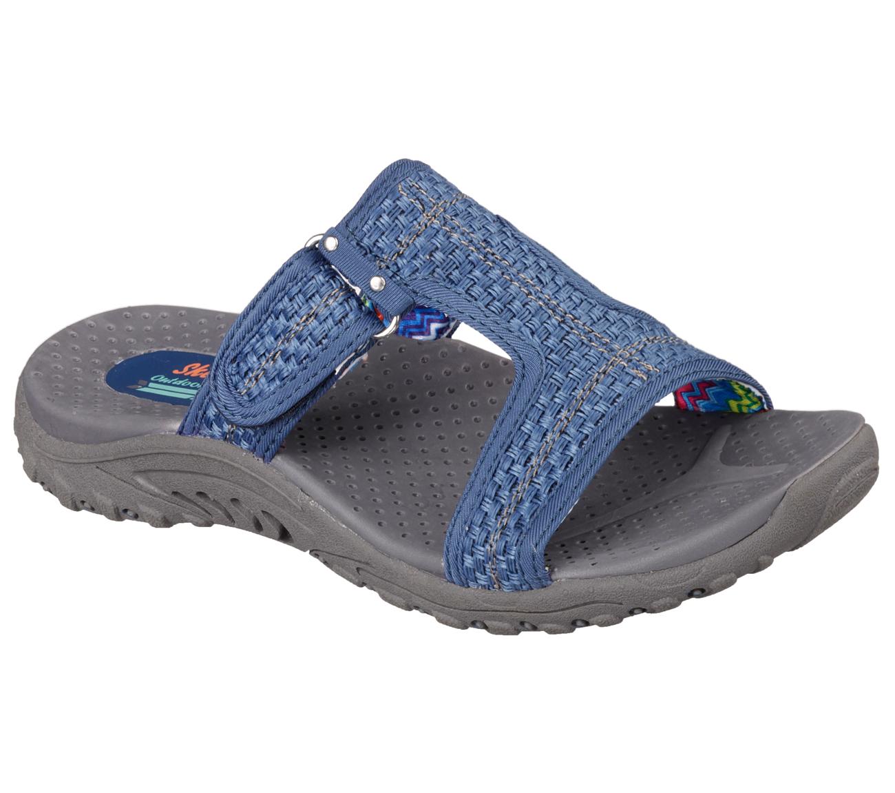 Buy Skechers Reggae Rockfestcomfort Sandals Shoes Only