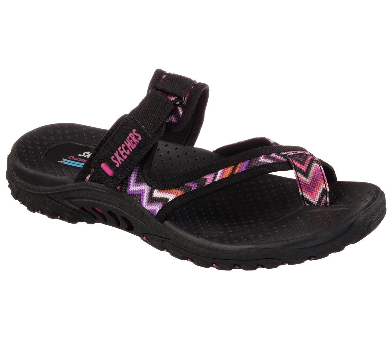 Simple SKECHERS Women39s Rumblers Wild Child Wedge Sandals