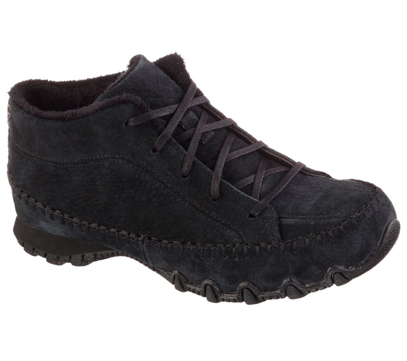 Skechers Relaxed Fit Totem Pole Lace Up Shoes