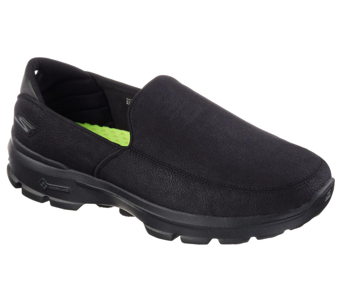 Mens Slip On Walking Shoes Images