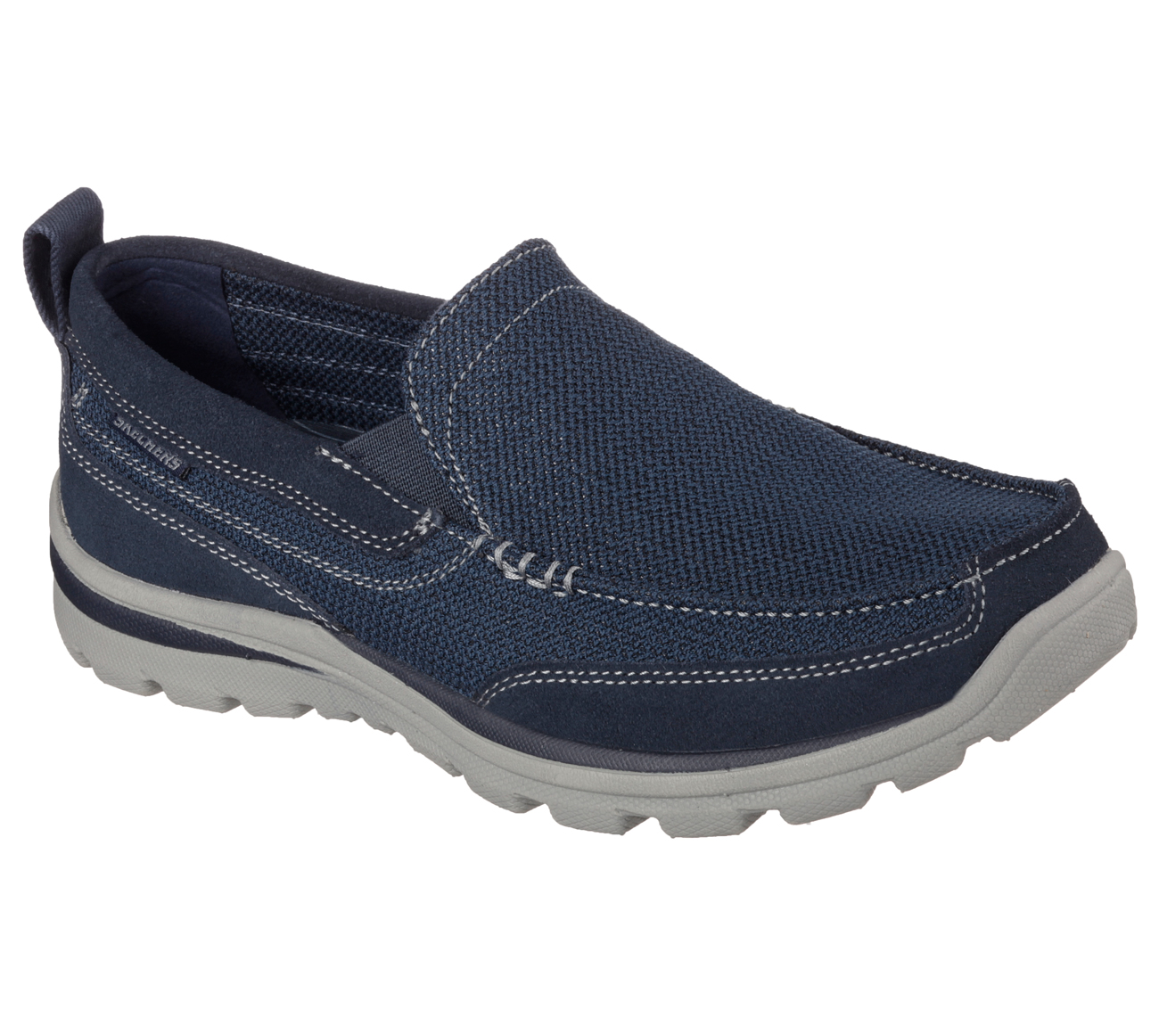 This is a pair of Skechers