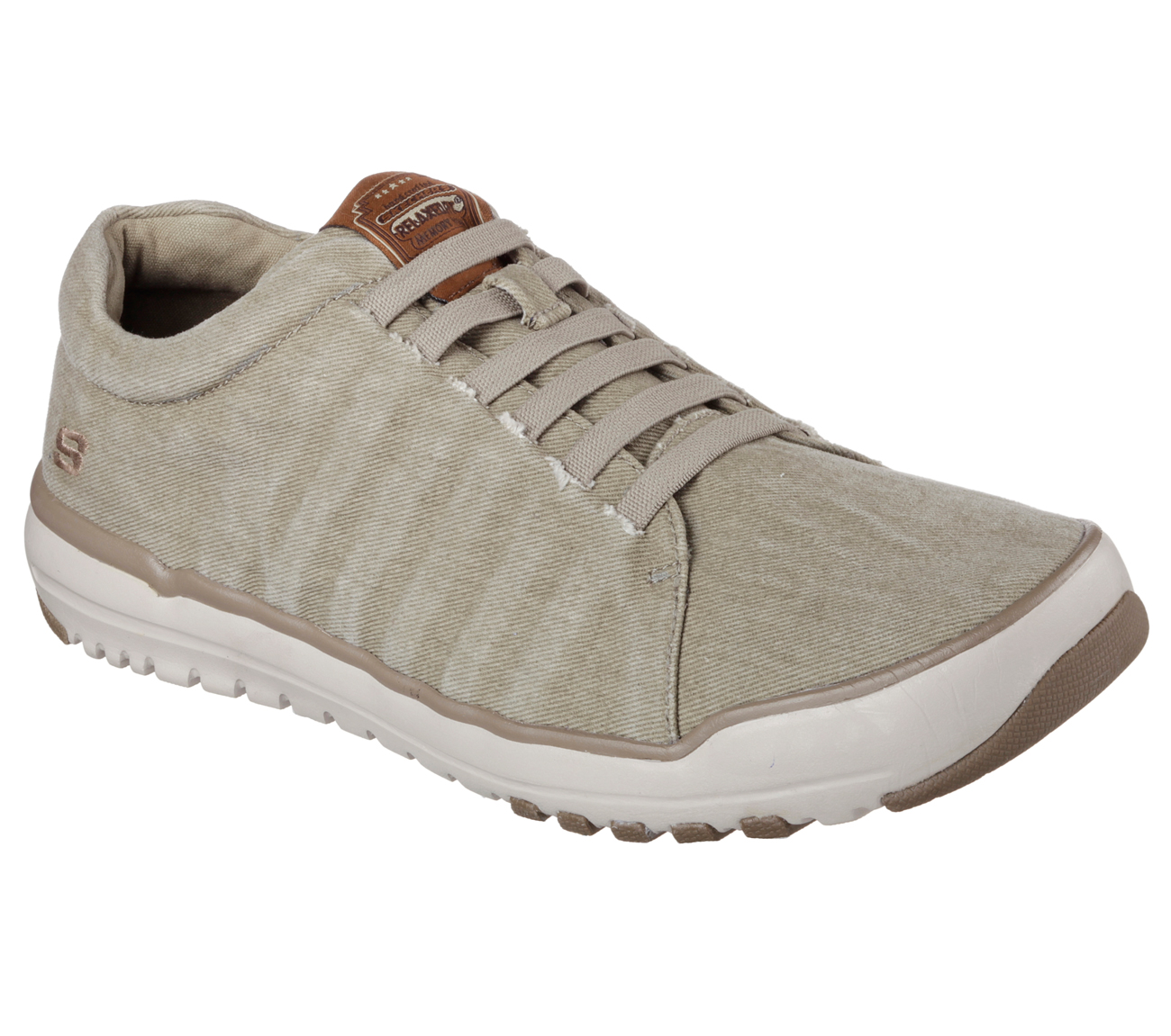 Skechers Shoes Mens Brown Sale > Off64% Discounted