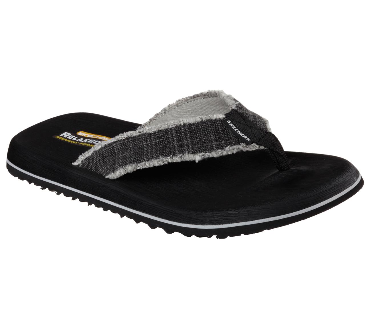 32bab66e73c Men S Skechers Relaxed Fit Memory Foam 360 Sandals.Mens Skechers ...