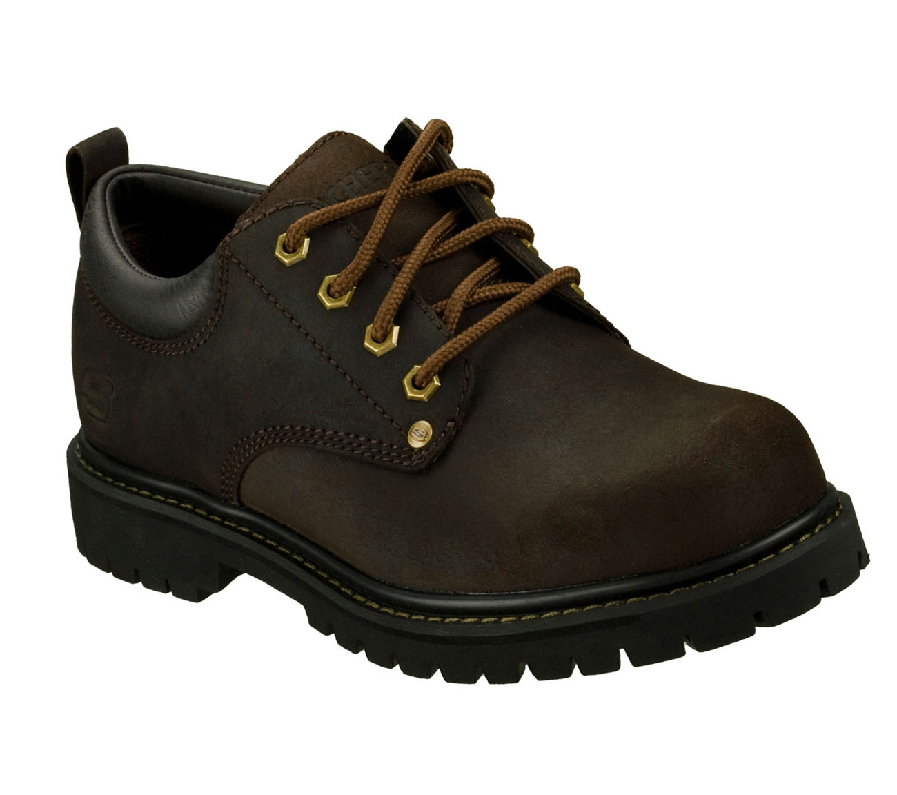 Skechers Alley Cats Mens Oxford Shoes