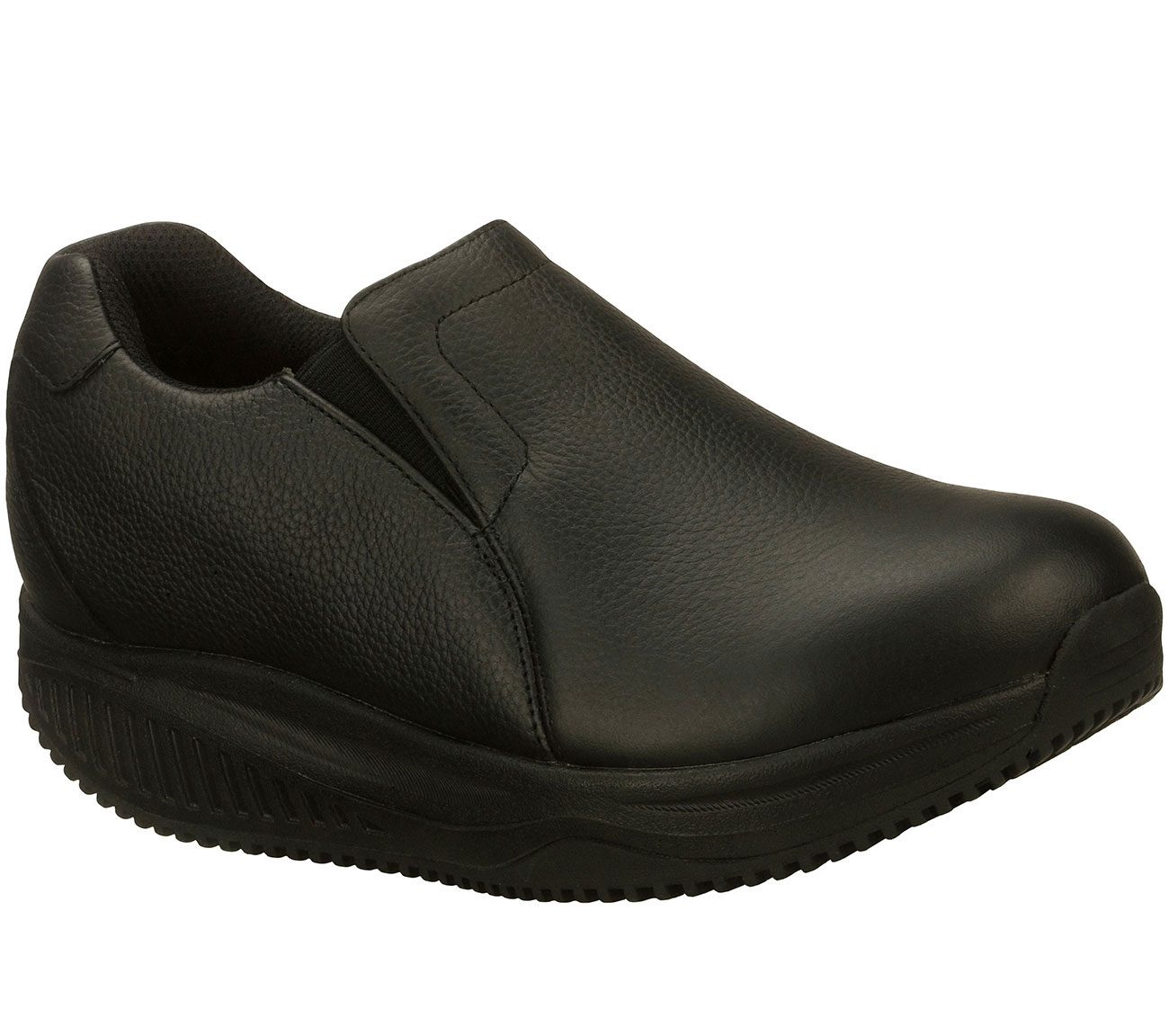 Skechers Work Compulsions Slip Resistant Shoes