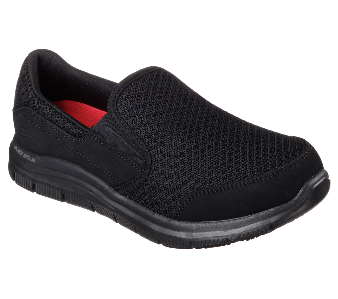 Skechers Relaxed Fit Memory Foam Womens Slip On Shoe