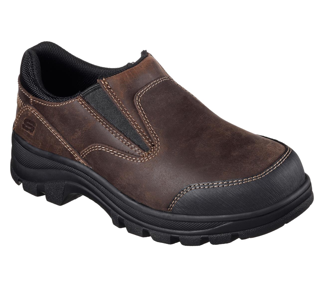 Memory Foam Insole Work Shoes Size