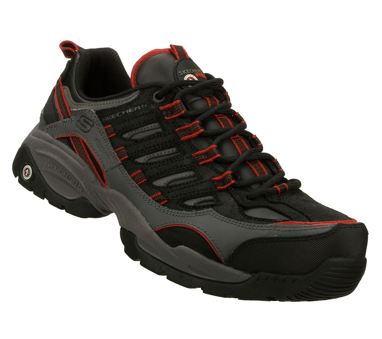 Skechers Shape Ups Safety Toe Shoes