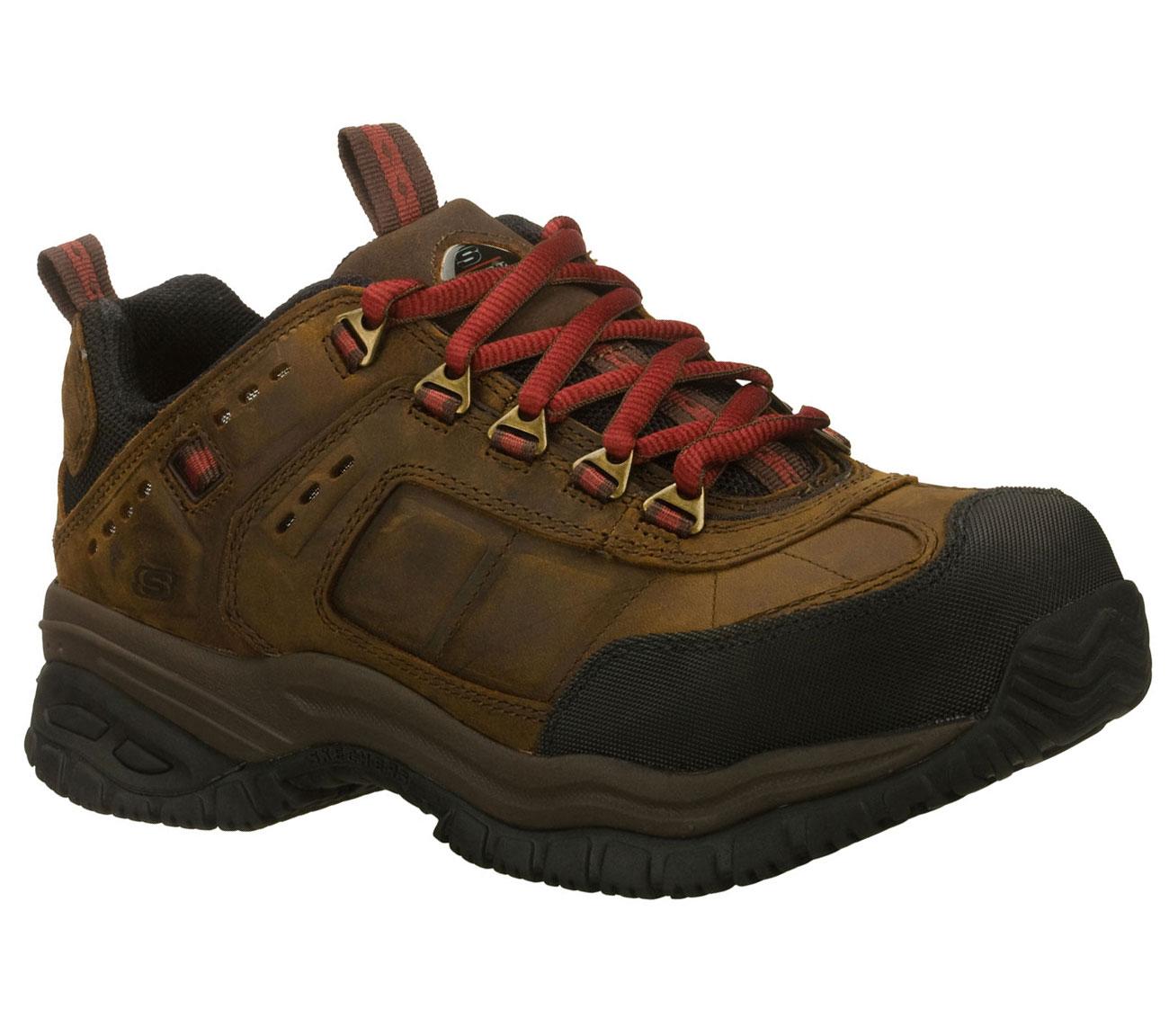 Skechers Men S Work Soft Stride Constructor Shoes