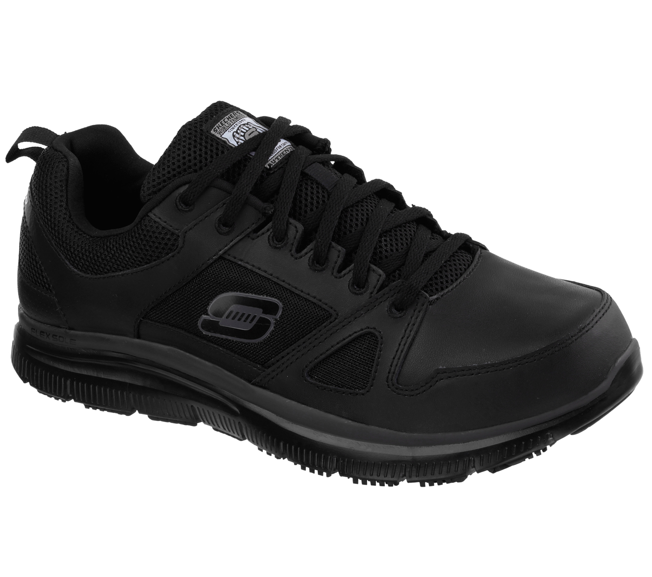 Skechers Flex Advantage Electrical Safety Mens Work Shoes