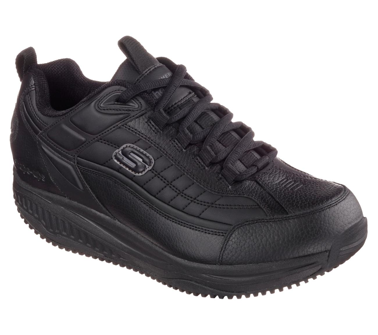 Skechers Shape Ups Maisto Sr Womens Work Shoes Black Blk