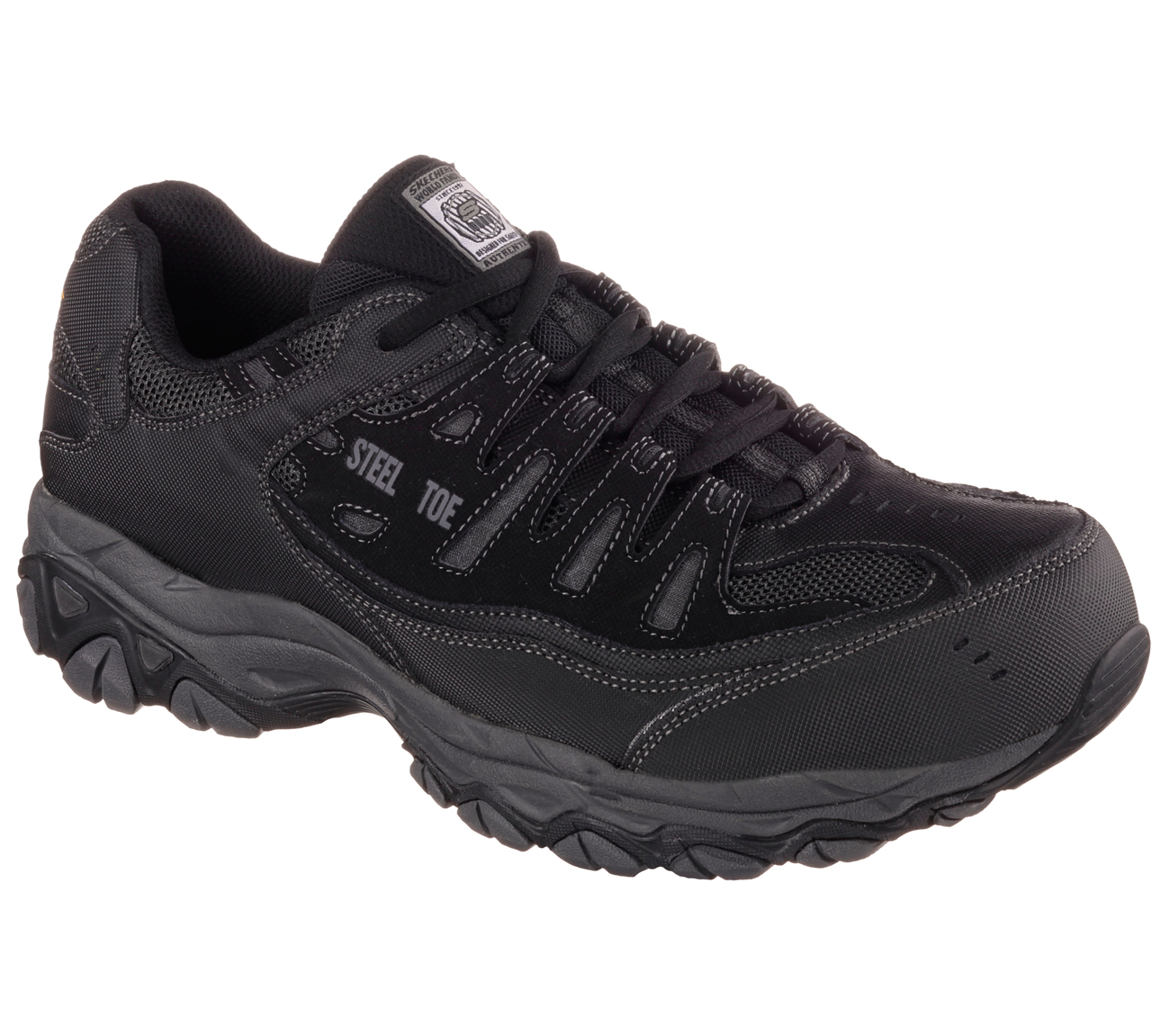 Buy Skechers Work Relaxed Fit Crankton St Safety Toe