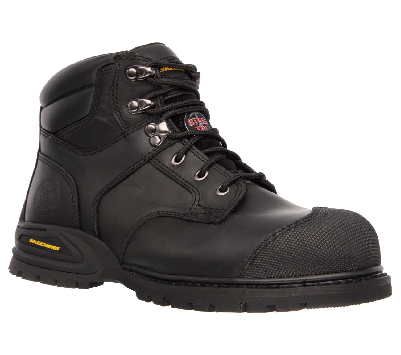 Skechers Shape Up Steel Toe Work Shoes