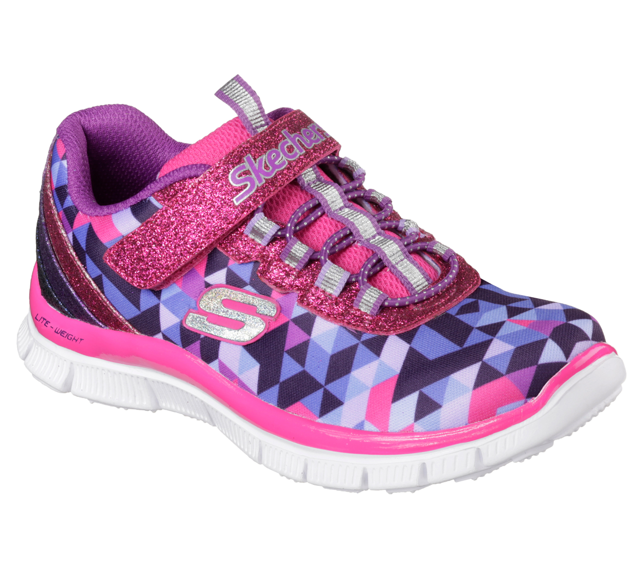 Skechers Shoes For Women With Gems